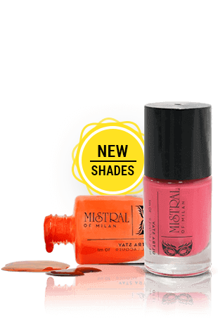 Ultra Stay Nail Lacquers